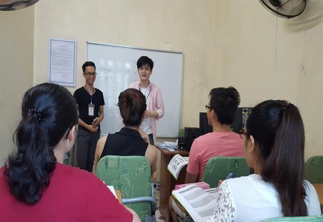 Nhanh tay đăng ký lớp học tiếng Hàn cơ bản miễn phí