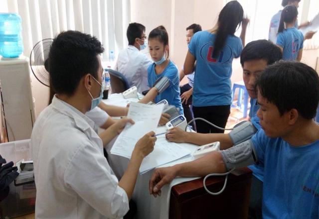 Những bệnh viện tại Việt Nam đủ điều kiện khám, chứng nhận sức khỏe cho người đi xuất khẩu lao động