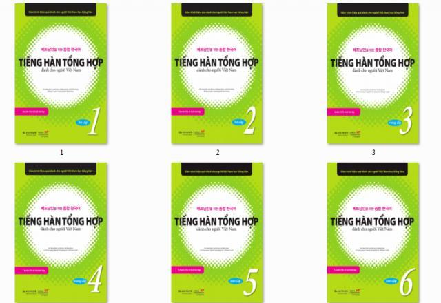 3 cuốn sách tự học tiếng Hàn dành cho người mới bắt đầu