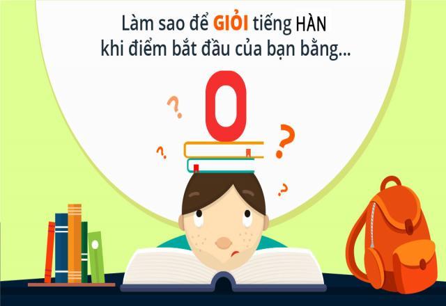 Tham khảo ngay cách học tiếng Hàn cho người chưa biết gì.