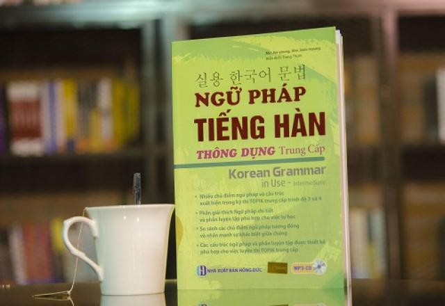 Làm quen 4 cấu trúc ngữ pháp tiếng Hàn cơ bản trình độ nhập môn