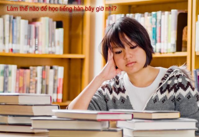 4 điều bạn nên làm để quản lí thời gian tự học tiếng Hàn Quốc tại nhà hiệu quả