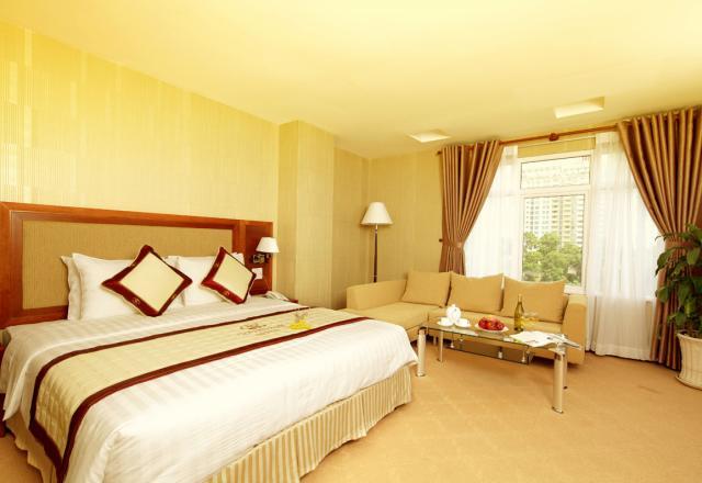 Học từ vựng tiếng Hàn theo chủ đề khách sạn