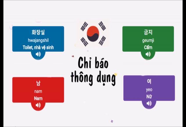 70 câu tiếng Hàn giao tiếp thông dụng ở các công ty Hàn Quốc