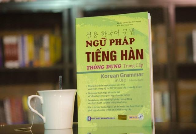Bỏ túi ngay 5 ngữ pháp tiếng Hàn cao cấp