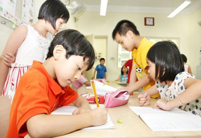 Bật mí cách học giao tiếp tiếng Hàn của trẻ em Hàn Quốc