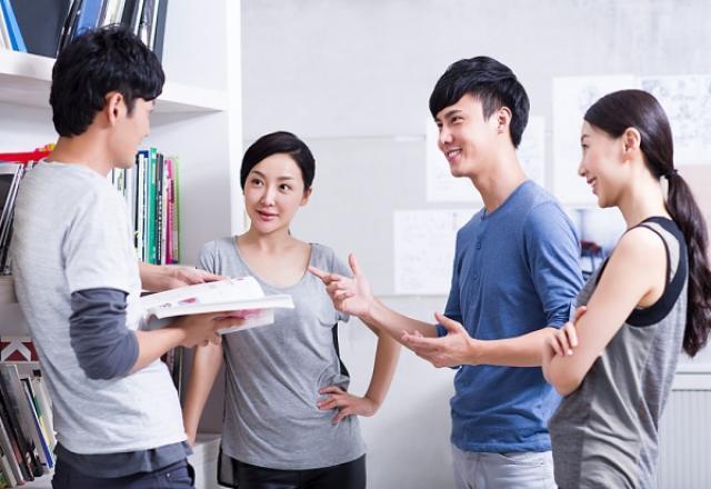 Từ vựng tiếng Hàn giao tiếp trong lớp học