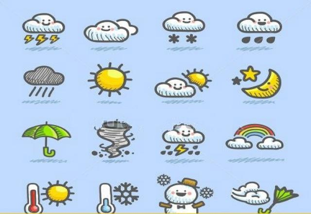 Những câu giao tiếp bằng tiếng Hàn chủ đề thời tiết