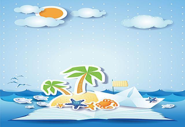 """Nóng thế này học tiếng Hàn về biển để """"giảm nhiệt"""" ngay nào!"""