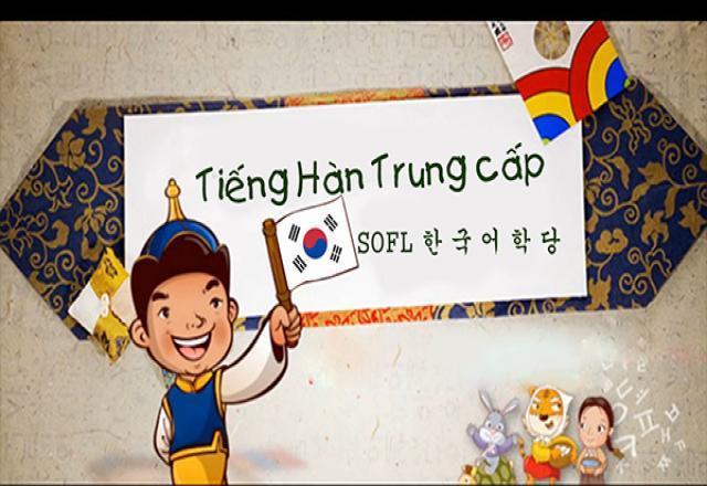 Ôn tập ngữ pháp & từ vựng tiếng Hàn trung cấp bài 9