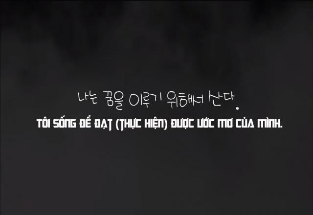 100 cấu trúc ngữ pháp tiếng Hàn trung cấp hay xuất hiện trong đề thi Topik II