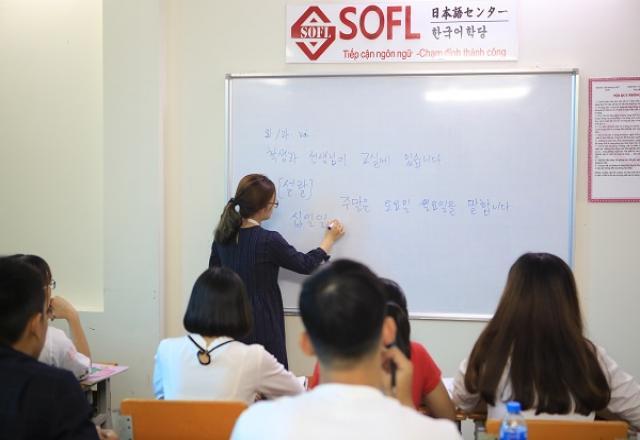 Luyện thi TOPIK tiếng Hàn tại Hà Nội - cam kết 100% chuẩn đầu ra
