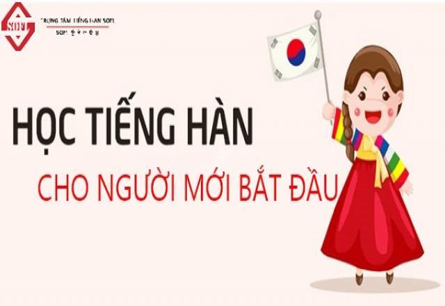 Kinh nghiệm chọn tài liệu học tiếng Hàn cho người mới bắt đầu