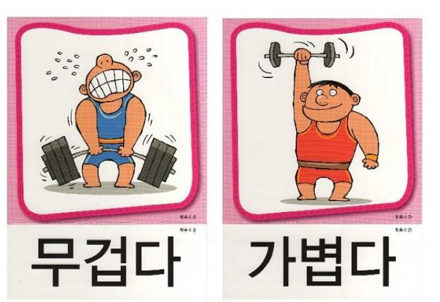 Bạn đã biết những cặp từ trái nghĩa nhau trong tiếng Hàn?